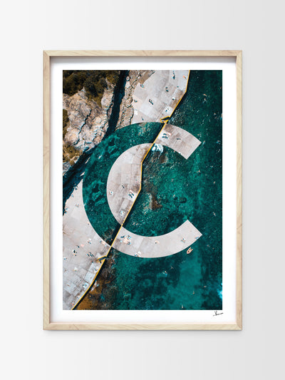 C for Clovelly