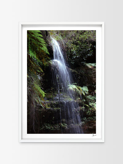 Blue Mountain 04 - Waterfall
