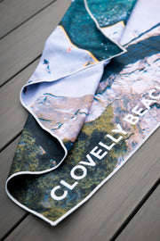 Clovelly Beach Towel