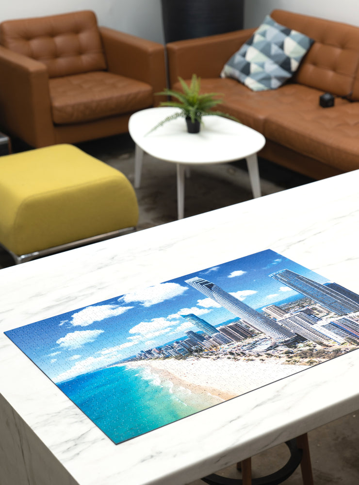 Gold Coast Jigsaw Puzzle
