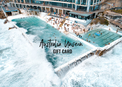Australia Unseen Gift Card-Gift Card-Australia Unseen - Prints by Vincent Rommelaere