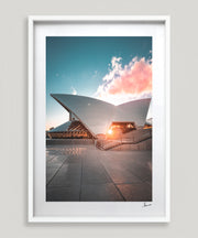 Sydney Opera House 01 - Large Premium - Limited edition-Australia Unseen - Prints by Vincent Rommelaere