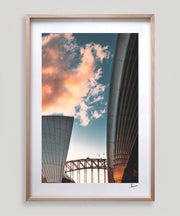 Sydney Opera House 04 - Large Premium - Limited edition-Australia Unseen - Prints by Vincent Rommelaere