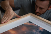 Frame only-Australia Unseen - Prints by Vincent Rommelaere