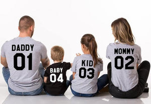 Tee shirt famille - Formybabylove