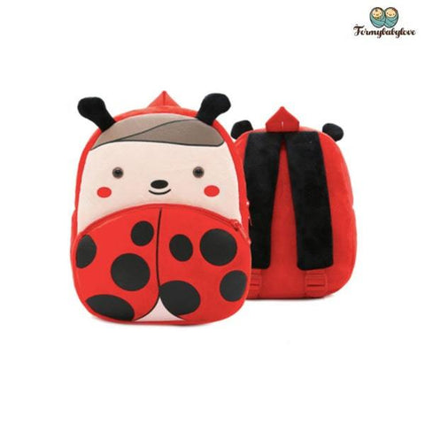 cartable enfant cocinelle