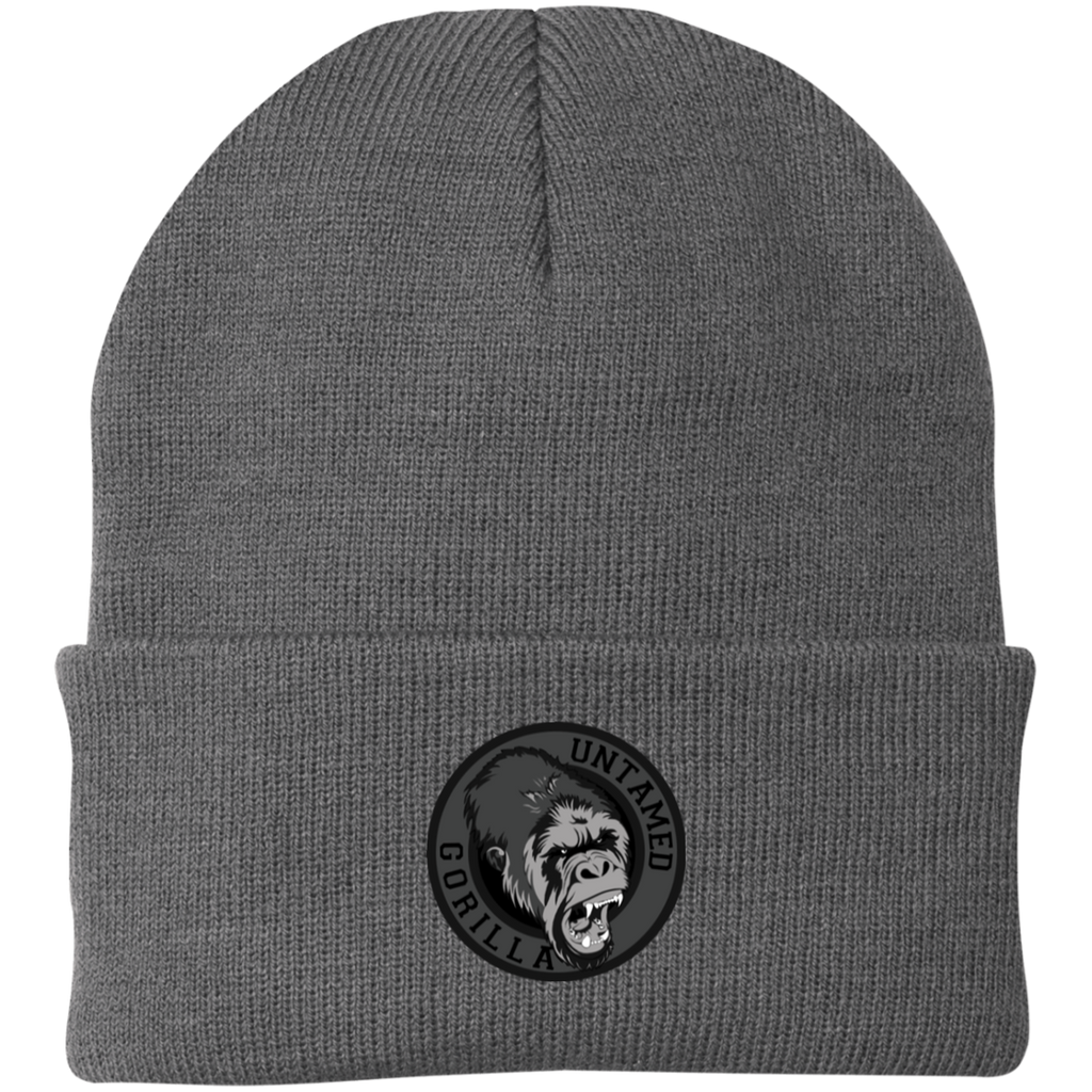 Untamed Gorilla Knit Cap