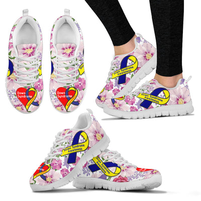 Down Syndrome Awareness Sneakers