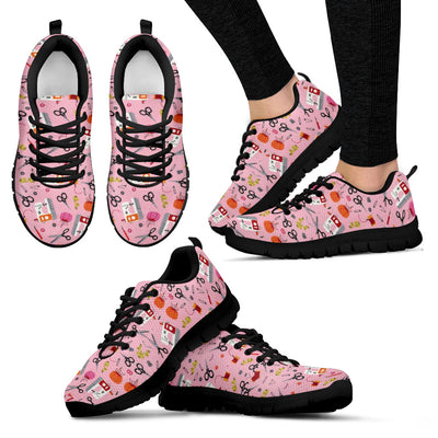 Love Sewing - Women's sneakers