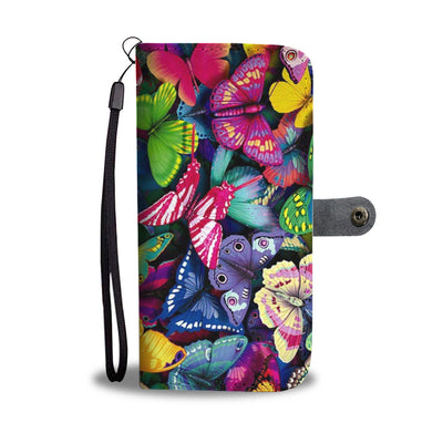 Butterfly Lover Wallet Phone Case