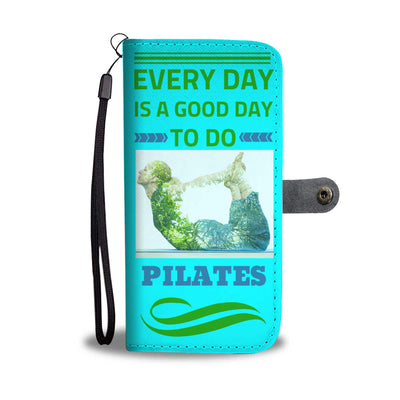 I love Pilates Wallet Phone Case