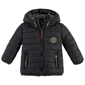 Baby face boys hooded winter coat