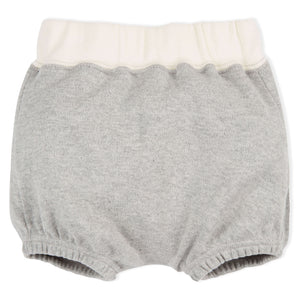 ORGANIC ZOO GREY BLOOMERS WITH IVORY WAISTBAND