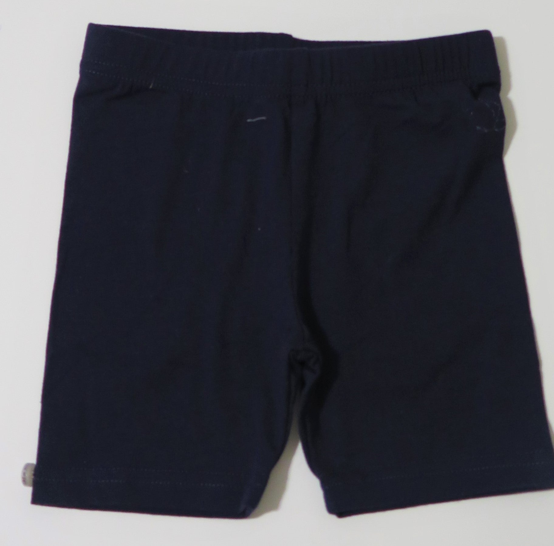 CREW KIDS SHORT NAVY LEGGINGS