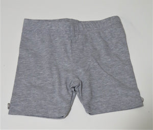 CREW KIDS HEATHER GREY SHORT LEGGINGS