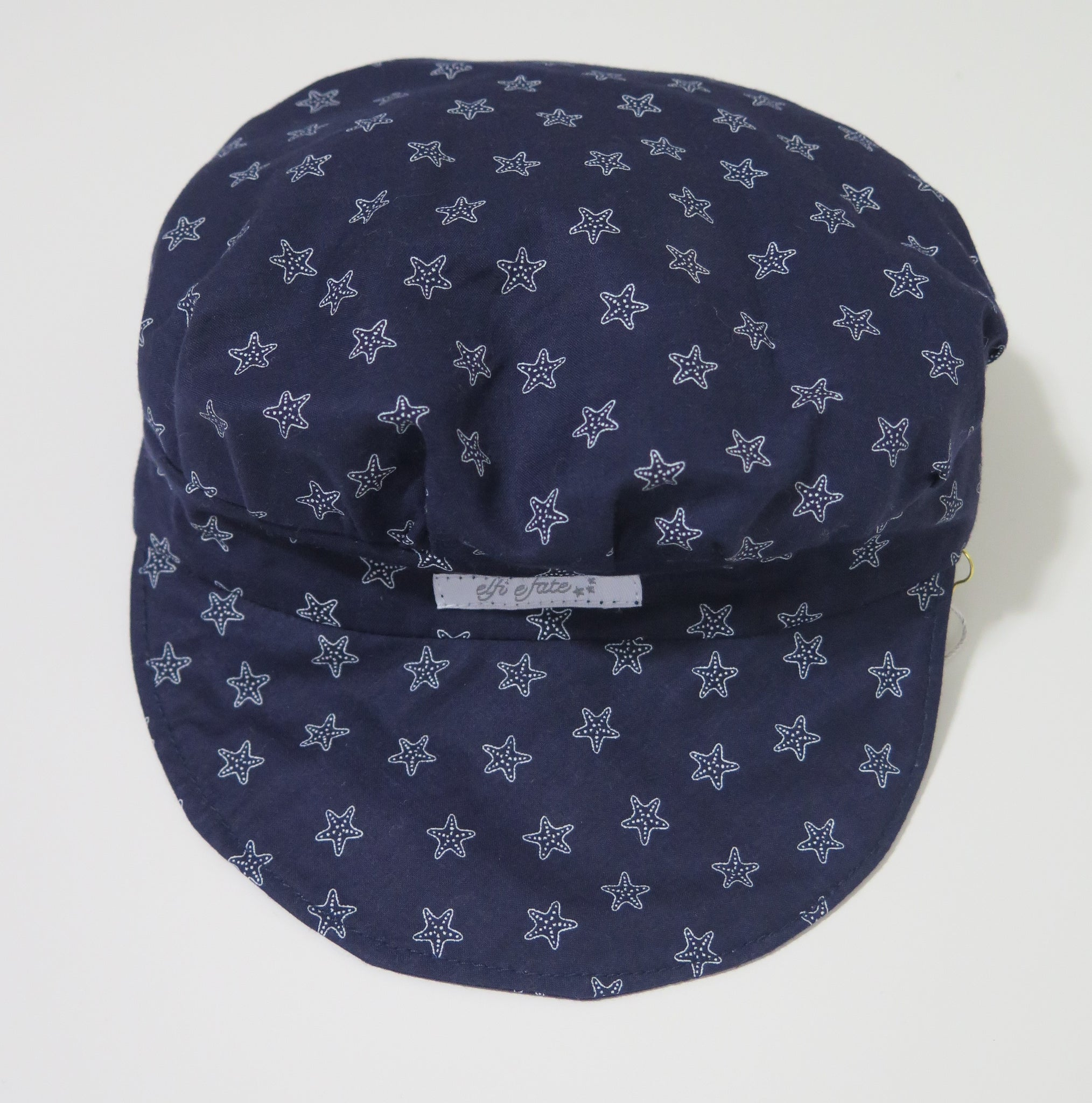 ELFI E FATE NAVY STAR CAP