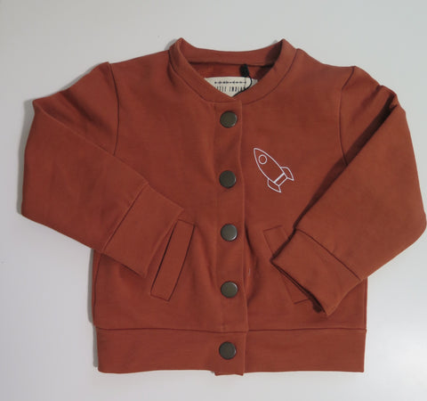 Little Indians bomber jacket