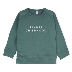ORGANIC ZOO PLANET CHILDHOOD TOP