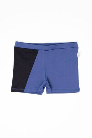 MOTORETA COLOR BLOCK SWIM SHORTS