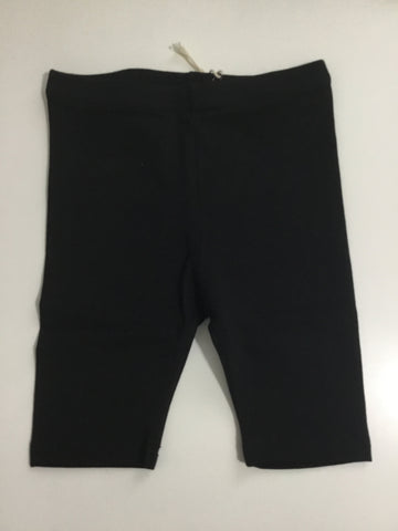 Petit Clair black capri leggings
