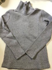 Crew kids grey turtleneck
