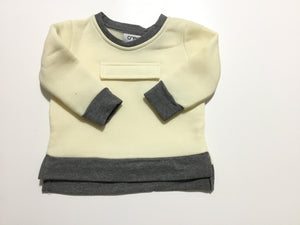 Crew kids boys sweater with pocket