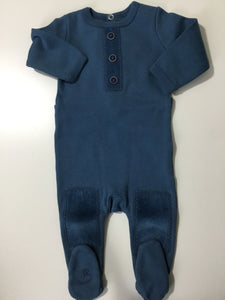 Bluette Bebe stretchy with velour patches