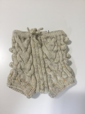Kalinka Natural Braided Bloomers