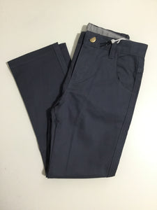 Crew Kids blue/grey chinos