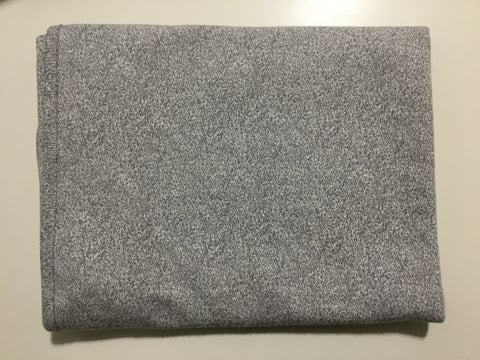 P&P Heather grey blanket