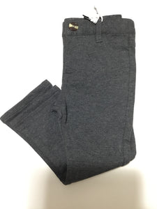 Crew Kids grey knit dress pants