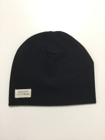 Little indians black beanie