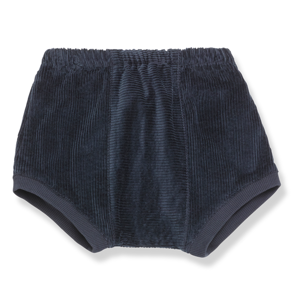 1+in the family navy corduroy bloomers