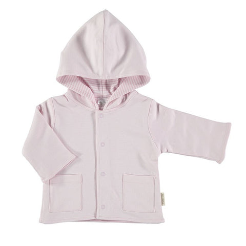 PETIT OH PINK REVERSIBLE SWEATER