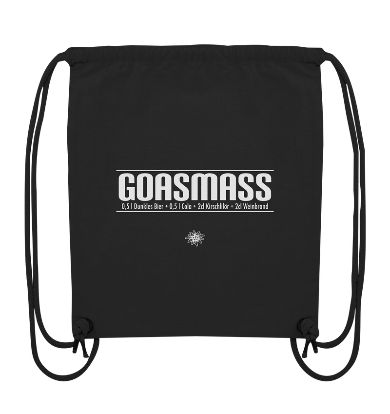 Goassmass - Organic Gym-Bag