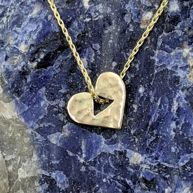 Heart Coin - Inner Heart Charm for the 3 Piece Set