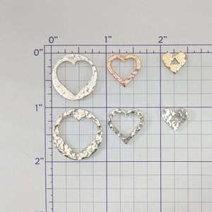 Heart Coin - Outer Heart Coin for the 3 Piece Set