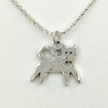 Load image into Gallery viewer, Kitty Cat Pendant or Charm