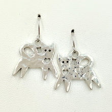 Load image into Gallery viewer, Kitty Cat Earrings