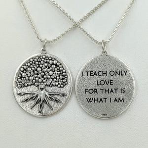Affirmation Tree Coins- Reversible