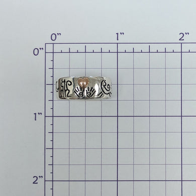 Kitty Cat Icon Ring