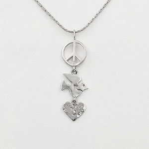 Let There Be Peace on Earth Pendant