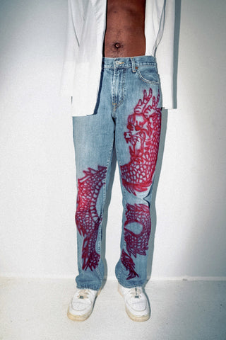 Red Dragon Jeans