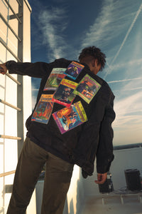Goosebumps Denim Jacket