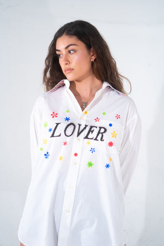 Lover Button Down