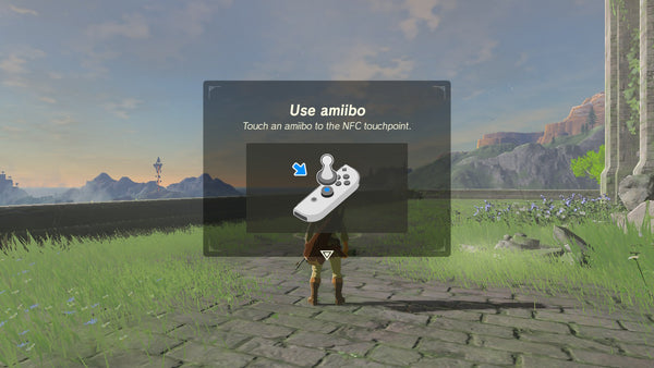 unlock the amiibo rune, use amiibo