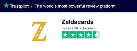 trustpilot for zeldacards
