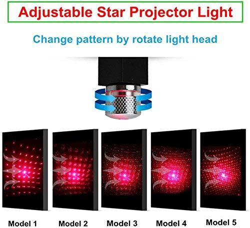 CAR ROOF STAR LED LIGHT