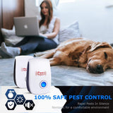 Pest Reject - Ultrasonic Pest Repeller