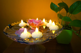 Flameless Water Sensor LED DIYA - Pack Of 10